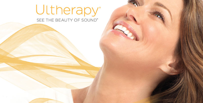best ultherapy treatment areas