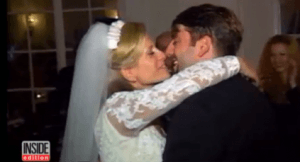 Nicole Contos and George Liakeas