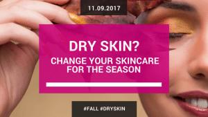dry skin in fall