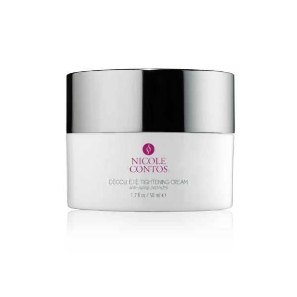Decollete tightening cream